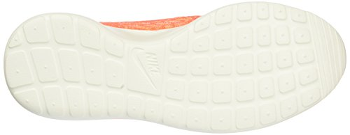 para de Mango Laser Deporte Nike One Zapatillas Mujer Sail Flyknit Orange Wmns Naranja Bright Roshe qCwgA0