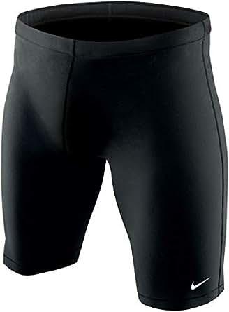 Amazon.com: Nike Swim Nylon Core Solids Jammer Swimsuit