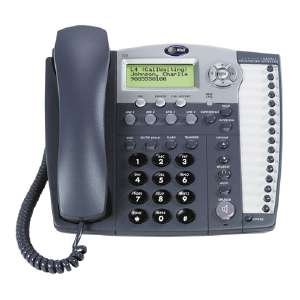 Speakerphone,w/Call Wait/CID,16 Station Expandable,Graphite, Sold as 1 (Advanced American Telephone Speakerphone)