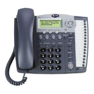 Speakerphone,w/Call Wait/CID,16 Station Expandable,Graphite, Sold as 1 (Speakerphone Cid Lcd)