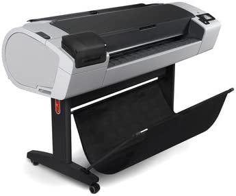HP Designjet T795 44-in ePrinter - Impresora de gran formato (103 pph, 2400 x 1200 DPI, HP-GL/2, HP-RTL, PCL 3, TIFF, A0 (841 x 1189 mm), 0,8 mm (0.0315