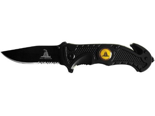 RINES Black Blade ASSISTED OPENING POCKET KNIFE ()