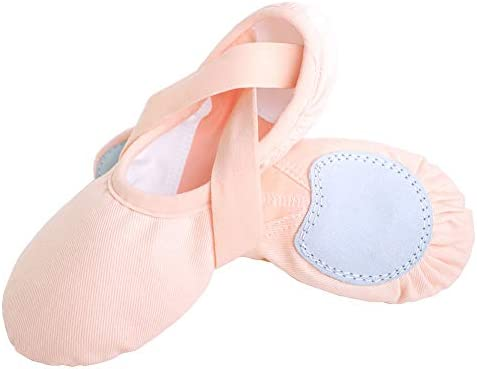 HiDance Ballet Shoes for Girls/Toddlers