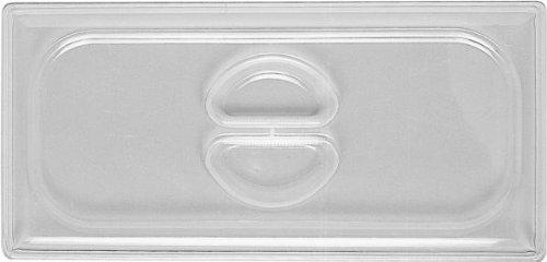 Plexi - Deckel Speiseeisbehälter 360x165 mm Speiseeisbehälterdeckel für Eisschale Wafu