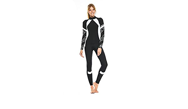 GlideSoul Womens Collection Full Back Zip Wet Suit