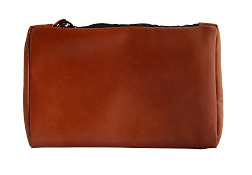 Valuables Pouch English Tan (Premium Leather)