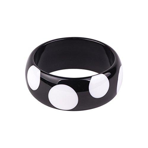 Resin bangles for women