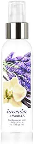 Lavender & Vanilla Perfume Voted