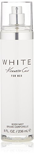 Freesia Body Spray - Kenneth Cole White for Her Body Mist, 8.0 Fl oz