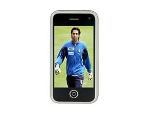 WiFi V902+ Quad-band Dual Sim Standby Touch Screen TV FM Cell Phone (Black)