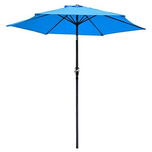 8' Outdoor Umbrella - 4