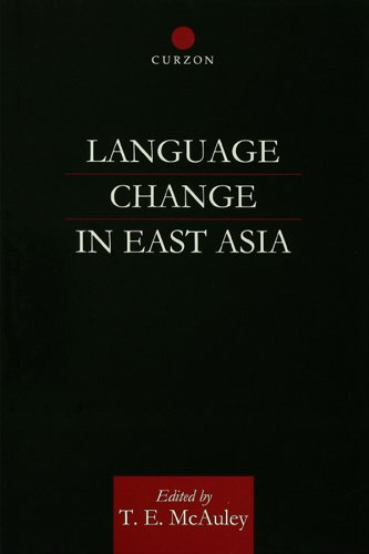 Download Language Change in East Asia Pdf