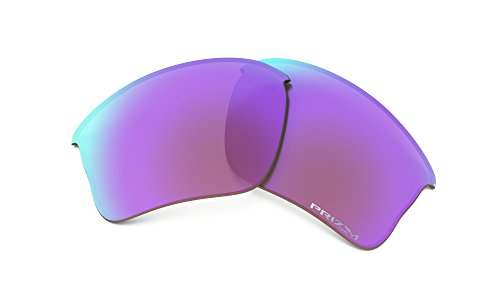 Oakley Flak Jacket XLJ Replacement Lenses Prizm Golf & Cleaning Kit - Lenses Oakley Golf Flak Jackets