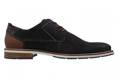 FRETZ MEN - Herren Halbschuhe - Andrew - Blau Schuhe in Übergrößen