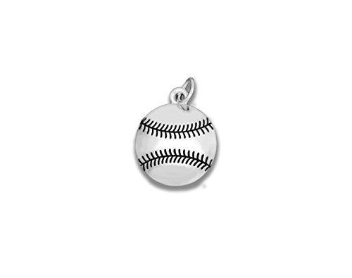 Baseball/Softball Charms (Wholesale Pack - 10 Charms)