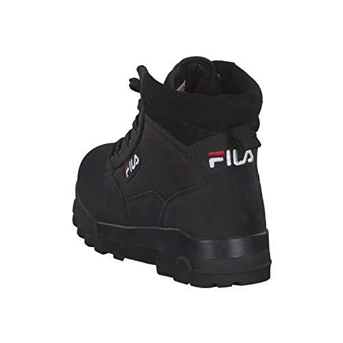 Fila Boots Herren Grunge MID Black