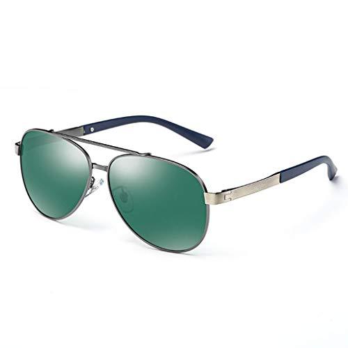 Nuevas Vogue C Running de Aviador Gafas Fashion Mirror sol UV Hombres Frog polarizadas wFx6qCBa