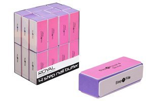 Royal Cosmetic Connections Pulidor de uñas de 4 pasos OACC158