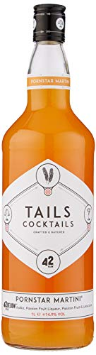 Tails Pornstar Martini Pre-Mixed Cocktails, 1 L