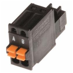 Axis Communications 2-Pin Male Connector for Legacy I/O Port, 2.5mm Pitch, 2pos Terminal Block, Pack of 10