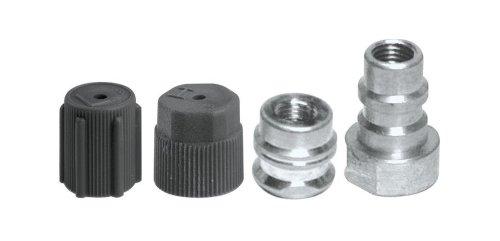 Certified A/C Pro VA-LH8 R-12 to R-134a Retrofit Parts (2 Adaptors) R134a Retrofit Adapter