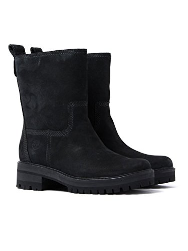 Timberland Courmayeur Valley Mi Black Black