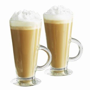 Entertain Latte Glasses 9 2oz 260ml Pack Of 2 Handled Latte Glass Mugs Glass Latte Cups Coffee Glasses From Ravenhead Buy Online In Cambodia At Cambodia Desertcart Com Productid 50261428