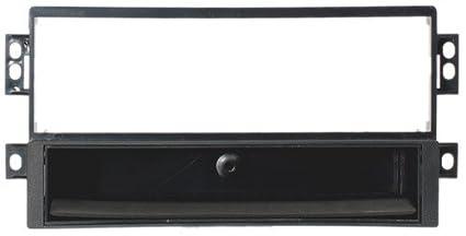 1-DIN RB mit Fach KIA Sorento 2006  schwarz