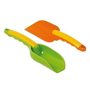 Gowi 559-12 Design Schaufel, Sandkästen und Sandspielzeug, 24 cm