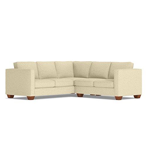 Bisque Living Room Set - Apt2B Catalina 2-Piece L-Sectional Sofa, Bisque