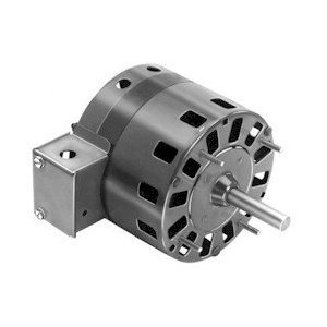 Fasco Unit Bearing - Fasco D1038 5.0-Inch Ventilator and Unit Heater Motor, 1/25 HP, 115 Volts, 1050 RPM, 1 Speed, 1.4 Amps, OAO Enclosure, CWSE Rotation, Sleeve Bearing