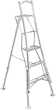 Henchman PAIO180 Escalera de trípode, 1.8m (6ft): Amazon.es: Bricolaje y herramientas
