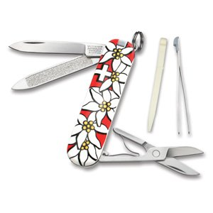 - Victorinox - Edelweiss Classic SD, Red
