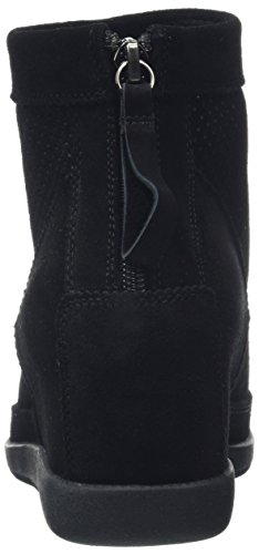 Emmy Baskets Hautes Bear Shoe the Noir Femme S Black gwvIwEfWq