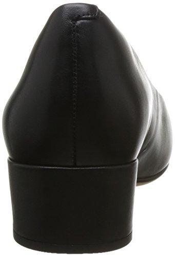 Clarks Nero Orabella con Black Donna Tacco Scarpe Leather Alice 7H7Yqdwr