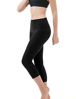 Tesla Yoga Pants Mid & High-Waist Tummy Control w Hidden Pocket FYC32/FYC33/FYC34/FYC36/FYP32
