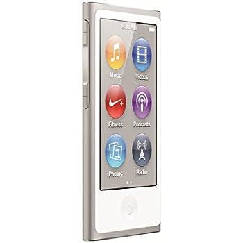 "16GB /""Brand New/"" Apple iPod nano 7th Generation Blue MP3 Player Latest Mode"