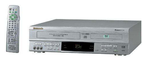 Panasonic PV-D4762 DVD-VCR Combo