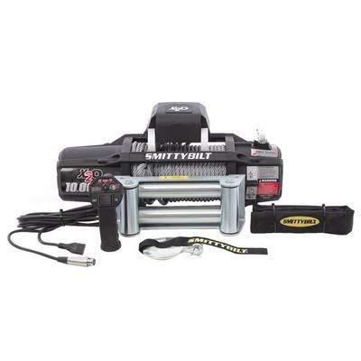 Smittybilt 97510 X 2O Waterproof Winch - 10000 lb. Load Capacity