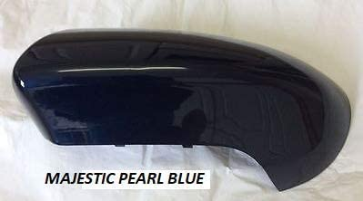 QASHQAI WING MIRROR COVER 07-2013 DRIVERS SIDE IN MAJESTIC PEARL BLUE