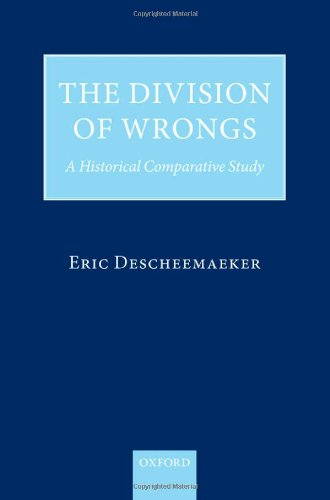 The Division of Wrongs: A Historical Comparative Study