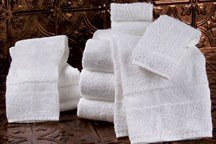 Golden Mills Economy Golden Camelot Hand Towels, 86% Cotton / 14% Polyester