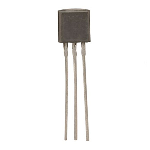 National Semico LM34DZ Temperature Sensor Analog Serial, 2 Wire 3 Pin TO-92 Box (Temp Analog Sensor)