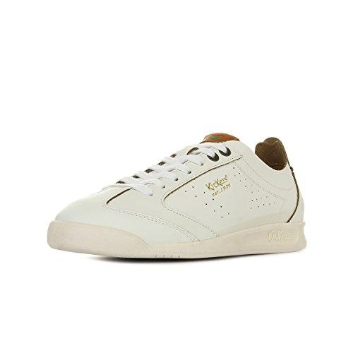 Kickers Kick 18 Blanc 596882603, Scarpe Sportif
