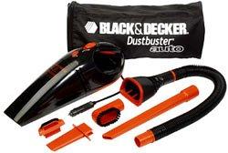 Black + Decker AV1260 Dustbuster Auto Vac 12V