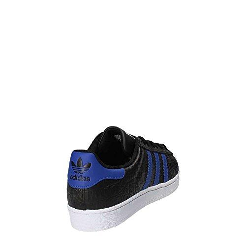 Superstar da Basse adidas Ginnastica Uomo Scarpe Nero Azufue Azufue Negbas dqIEwES6x