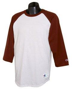 White And Maroon Shirt