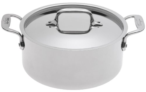 All Clad Stainless Steel Cookware Set Review