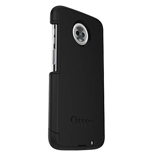 OtterBox Commuter Series Case for Moto Z3 Play - Retail Packaging - Black by OtterBox (Image #5)