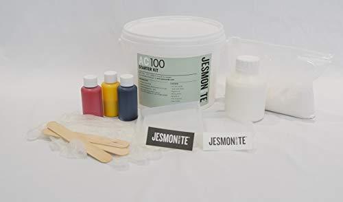 Jesmonite AC100 Water Based Casting Resin - Starter Kit